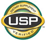 USP Dietary Supplement Verified Logo